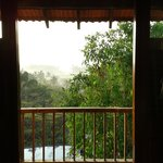 morning glory view-heliconia upstairs room jan 2013