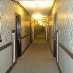 Hallway- did you see the Shining?