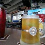 cold German beer