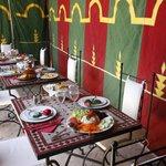 Tente Marocaine