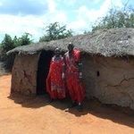la casa dei masai