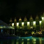 Night View of rooms