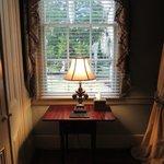 window in master suite