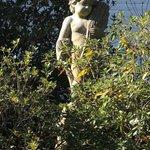 Statue outside