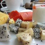 Vitamines au petit-déjeuner