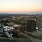 View from the 40th floor