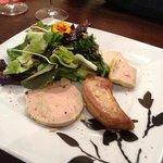 foie gras (trio)