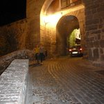 Toledo - one of the gates