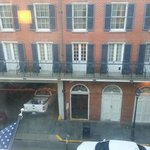 view from my room of Conti St