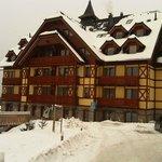Hotel Kukucka, Mountain view