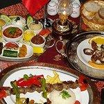 Turkish dinner restaurant