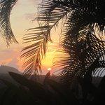 Sunset at Maui Tradewinds