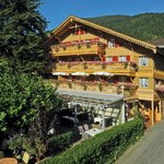 Hotel Alpenblick in the Summer