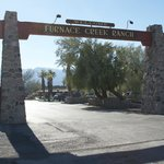 Entrance to Furnace Creek Ranch