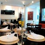 Restaurante Doña Luna: Comida típica nacional e internacional