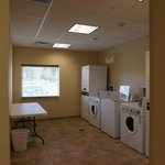 Laundry room...FREE for all guests!