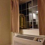 window and heater