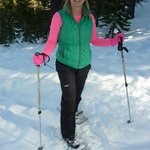snowshoeing is included