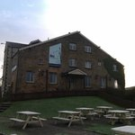 A modern twist in a traditional setting - The Mill at Conder Green