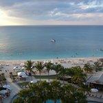 Penthouse View, Ritz Carlton Grand Cayman