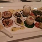 oysters 6 ways