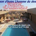 Lhomme du Desert Luxury hotel