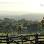 Iboga House is surrounded by 104 acres of beautiful farm land