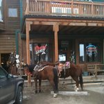 Ranchers Stopped in for a Brew