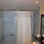 Shower in Bedroom