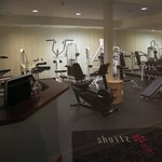 Fitness Center at Weestminster