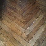 Original floors from the 1100's
