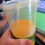 Maracuja juice