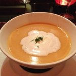 Vegetable soup (sensational flavour)