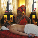 Luxury Spa treatments in our private spa.