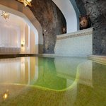 Suite Roccia with private pool inside