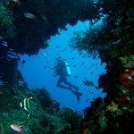 Glory Hole Dive Site