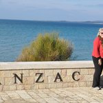 At ANZAC cove