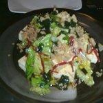 Ensalada de Tofu buenísima