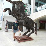 С железным конём