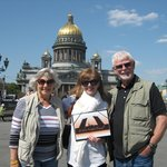 St. Petersburg Tours - White Nights Travel - Day Tours
