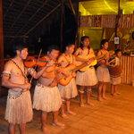 Grupo Musical Amauta, Kichwas