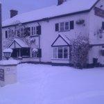 The snowy Otter Inn Weston