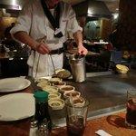 Arirang Hibachi Steakhouse, show