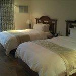 Segunda habitación de la suite