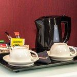 coffee&tea facilities