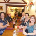 me and my friends at the swan