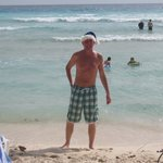 Chritmas Day on the Beach, you cant get any better