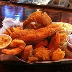 FRG # 2  The Seafood Platter was wonderful !!!