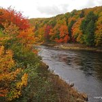 St.Mary's River, Sherbrooke