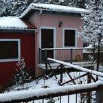 Ilaeira's villas dressed in... white!